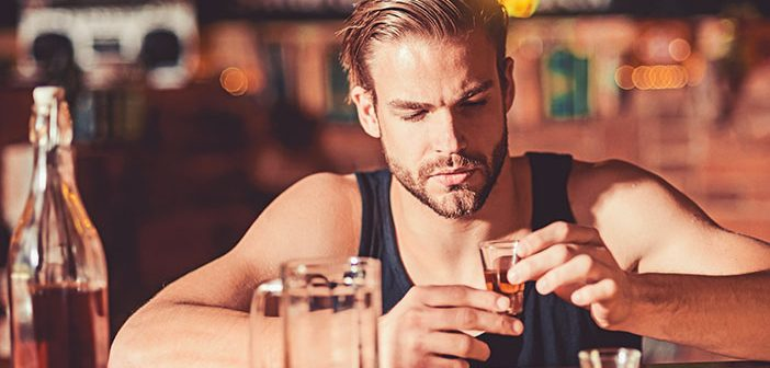 Pitje alkohola in erekcija
